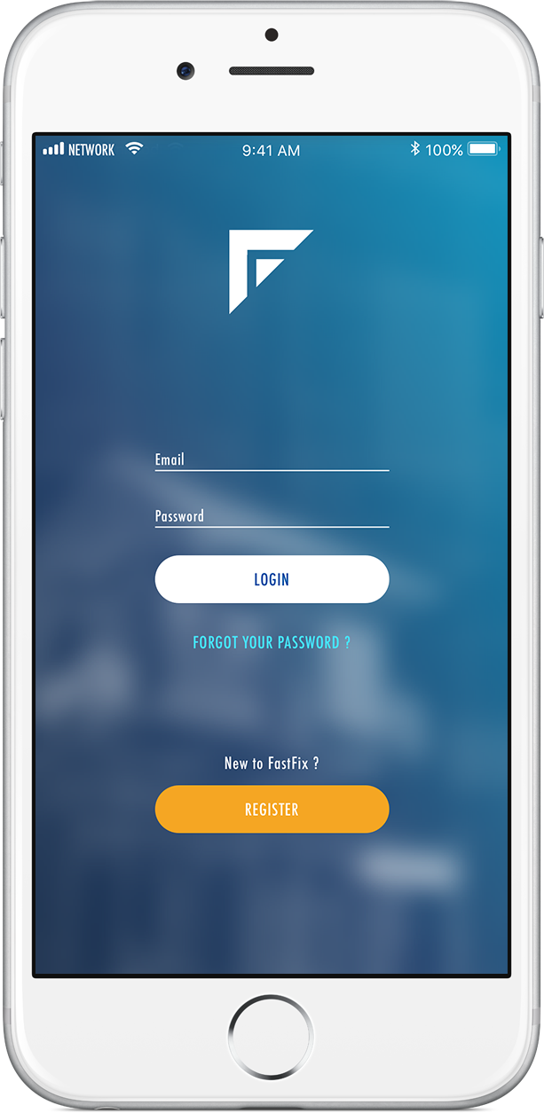 fast fix mobile app